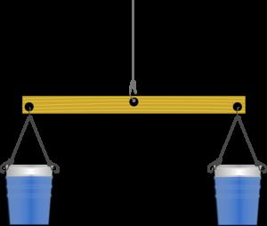 water-weegschaal